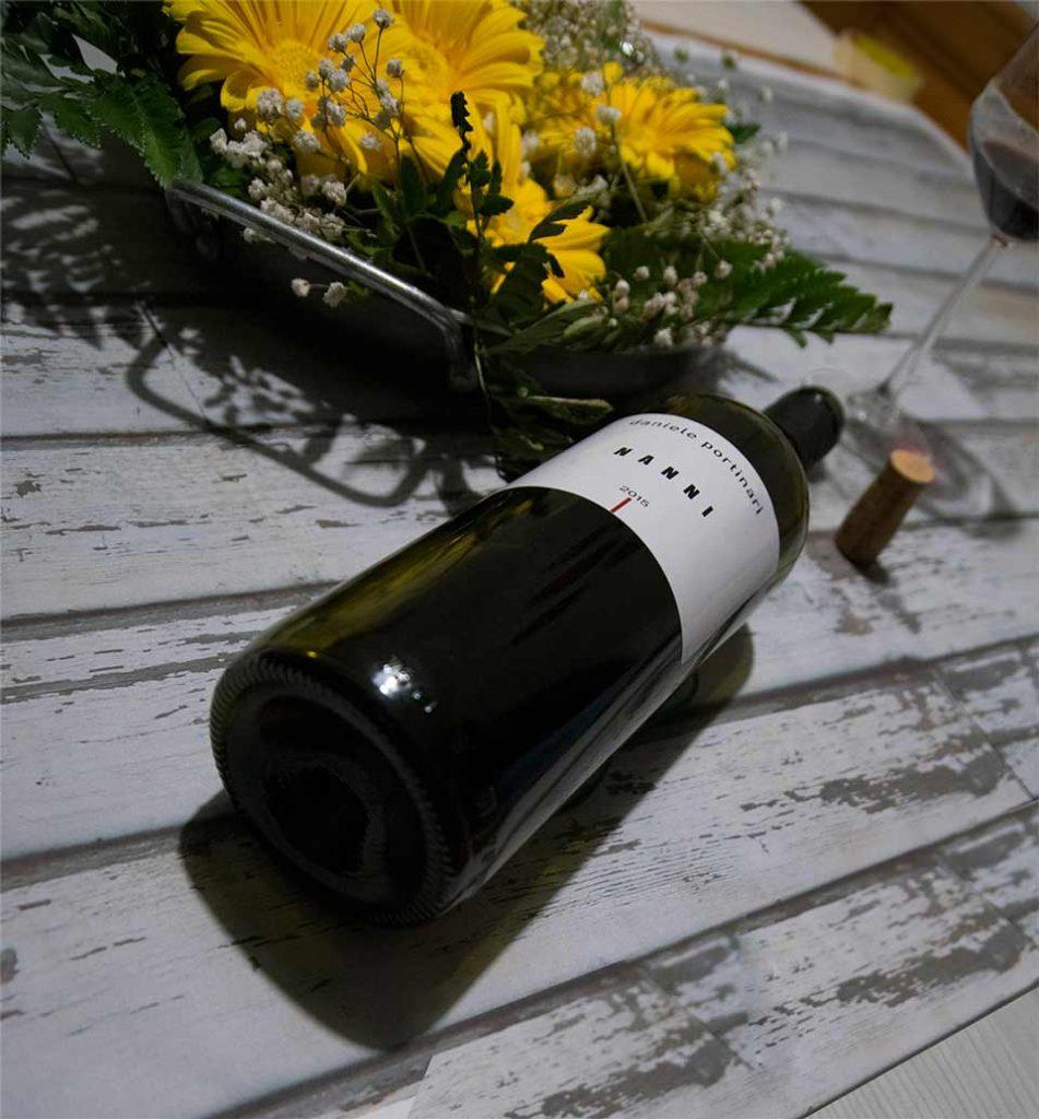 vino rosso daniele portinari